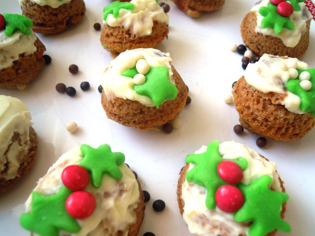 Xmas cakes 2