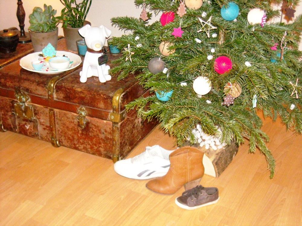 stp, n'oublie pas nos petits souliers !