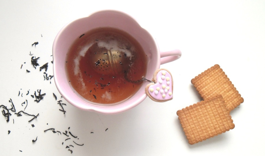 MUM DIY # Tea biscuit
