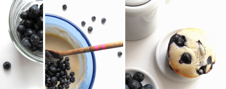 blueberry recette