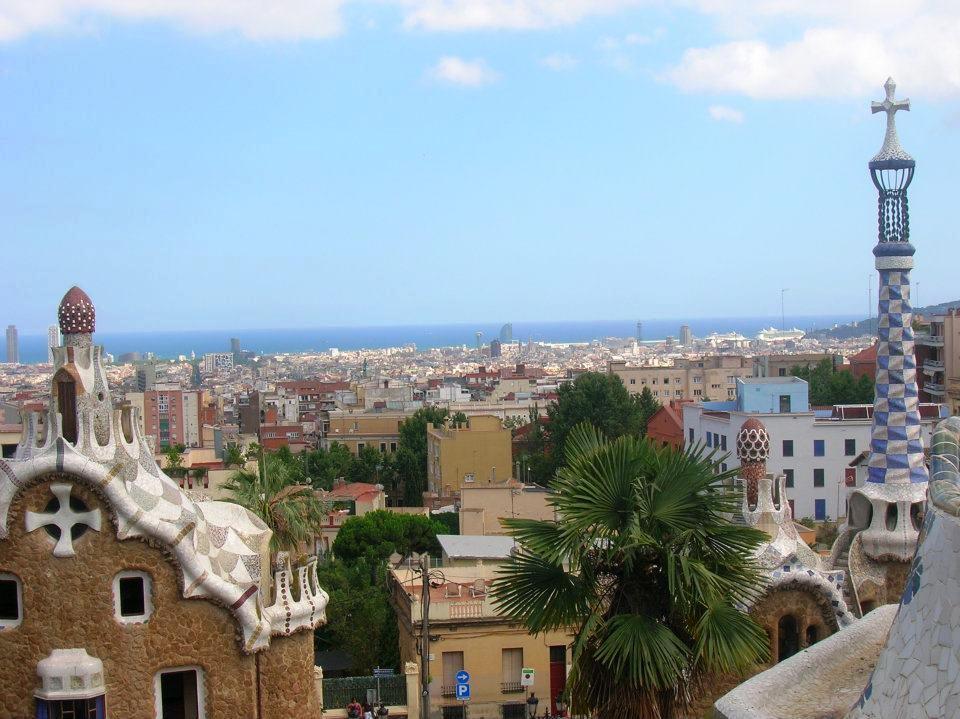 road trip park guell