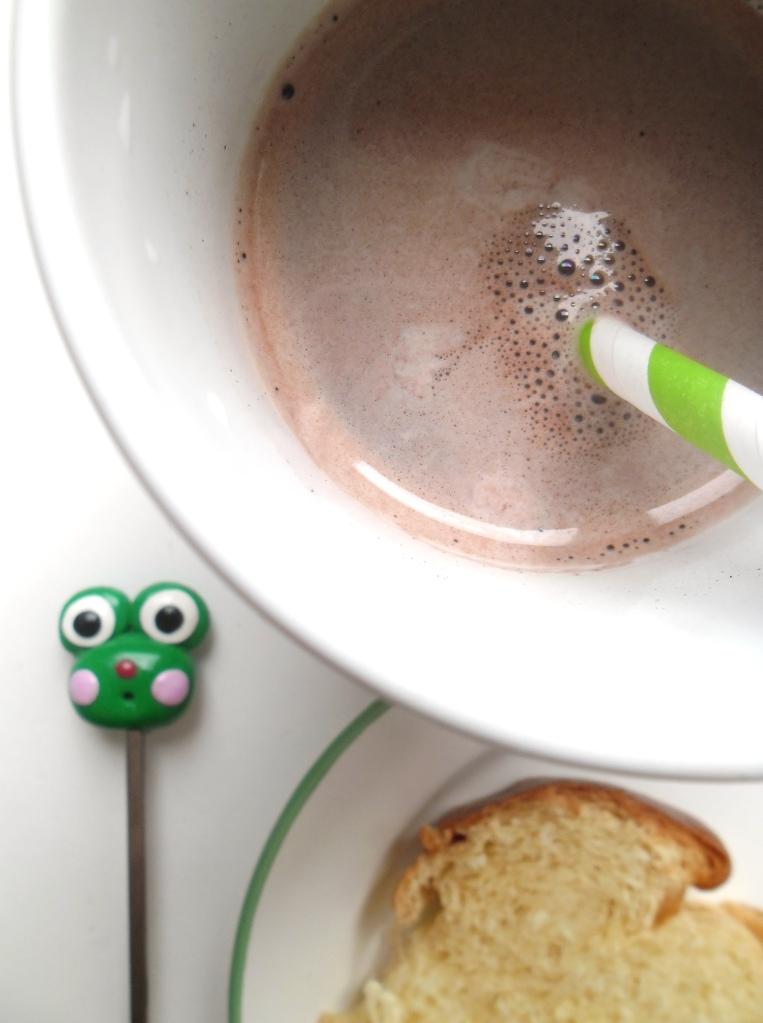 frog brioche & hot chocolate 004