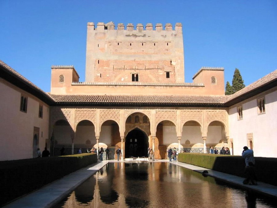 S13 ROAD TRIP #10 : Aaahhh … Splendide Alhambra ! [ Tanger – Grenade]