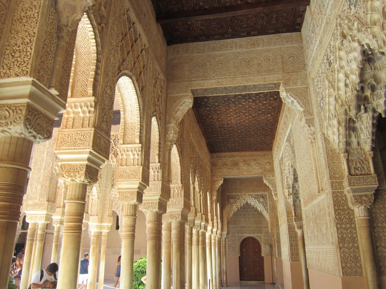 Alhambra summer 13