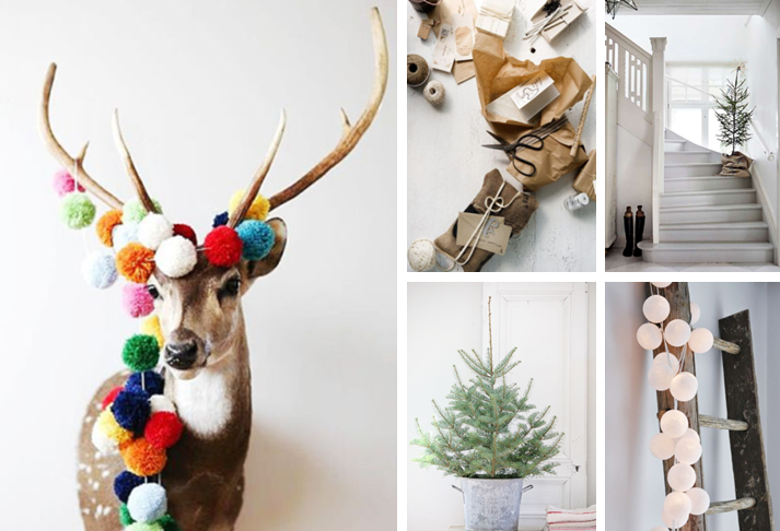 IN THE MOOD for Xmas #1 : wood & nature
