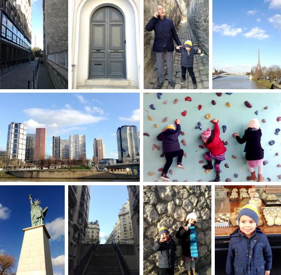 Un merveilleux dimanche @Paris…