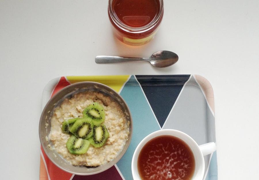 TEA TIME #8 : Porridge or not Porridge?