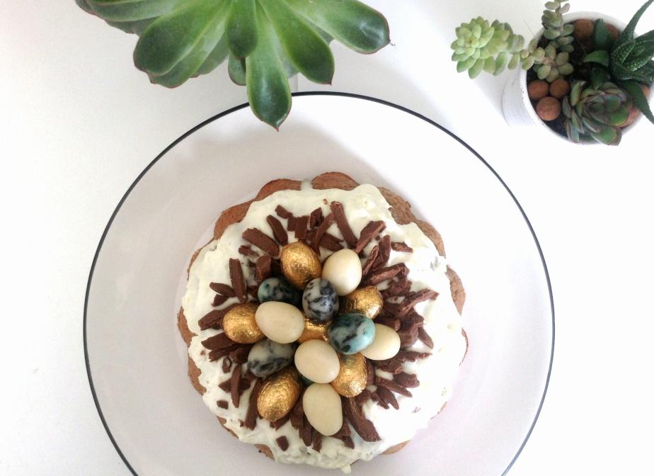 easter carrot cake 002