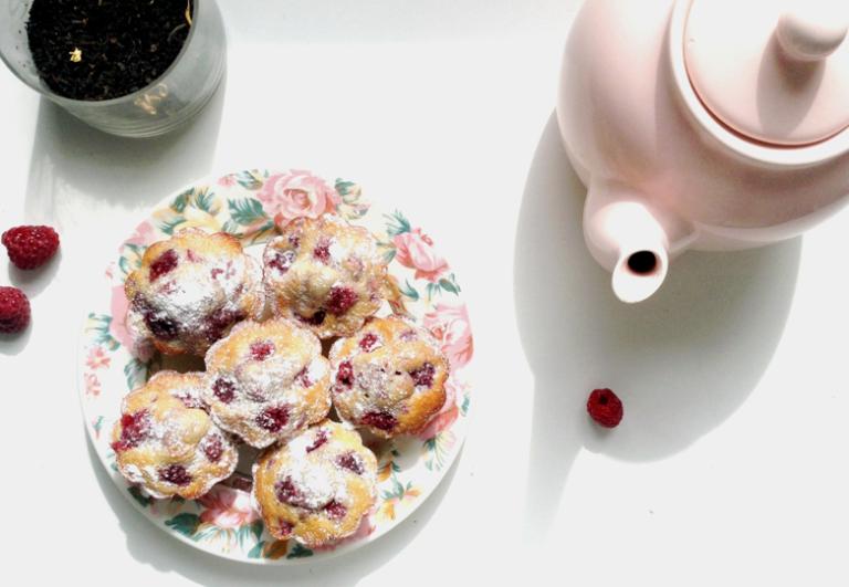 muffins framboises1