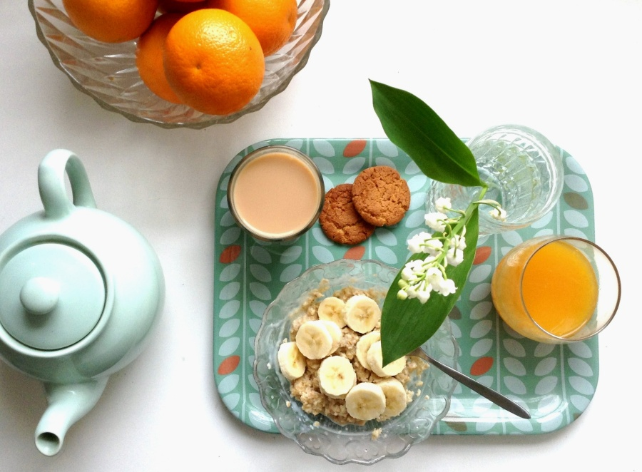 TEA TIME #9 : Lily of theValley