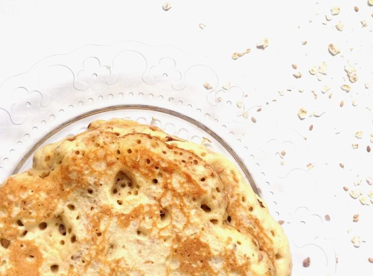 pancakes avoine & sésame 003