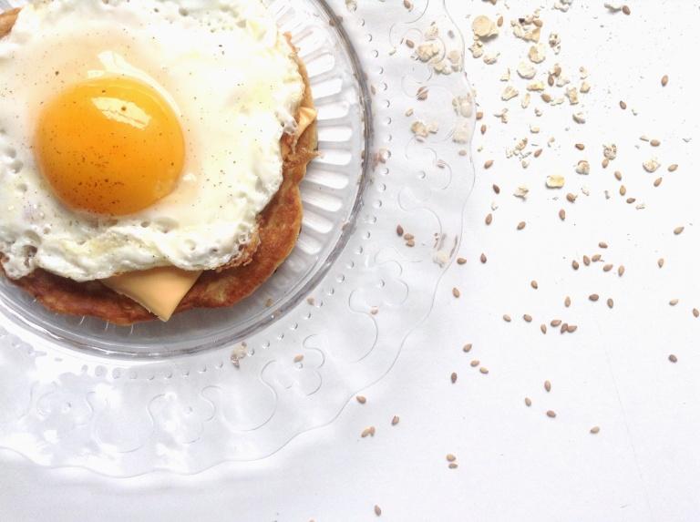 pancakes avoine & sésame 006