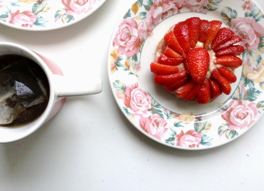 TEA TIME #10 : Tartelettes &copinette
