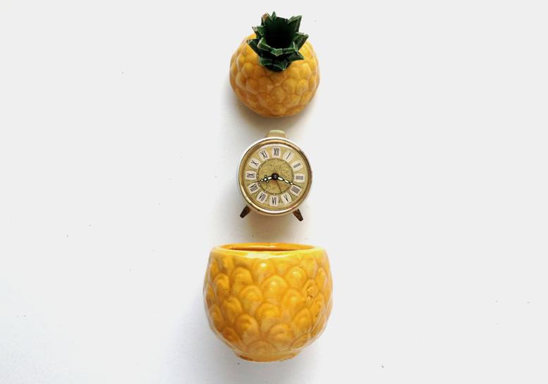 HELLO VINTAGE ! #9 : Tic Tac & Ananas…