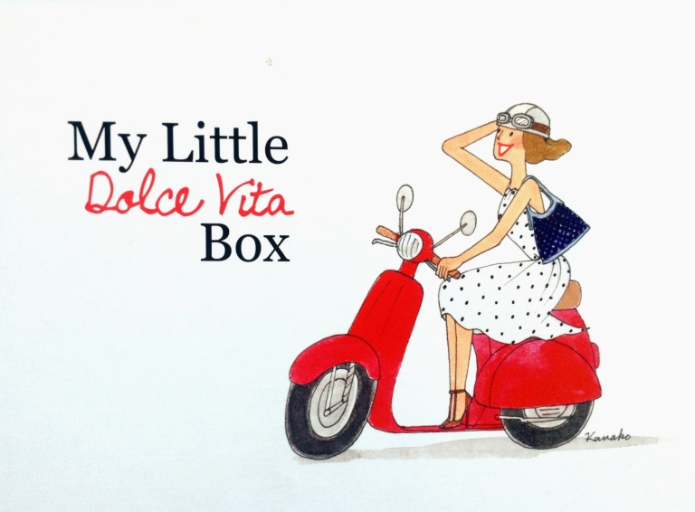 my little dolce vita box 001
