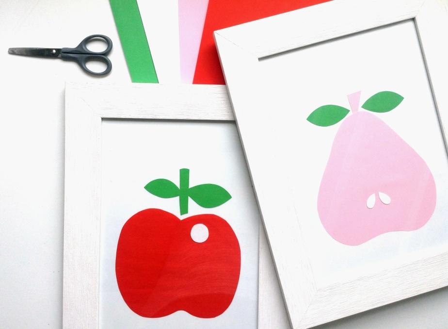 { Tutti FRUTTI } Pomme &Poire