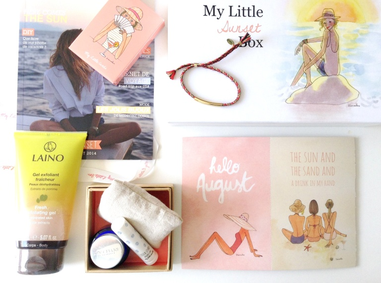 little august box 038