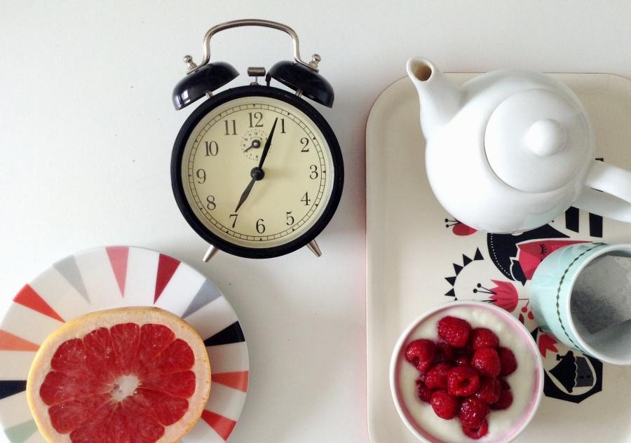 TEA TIME #12: Avant le rush…