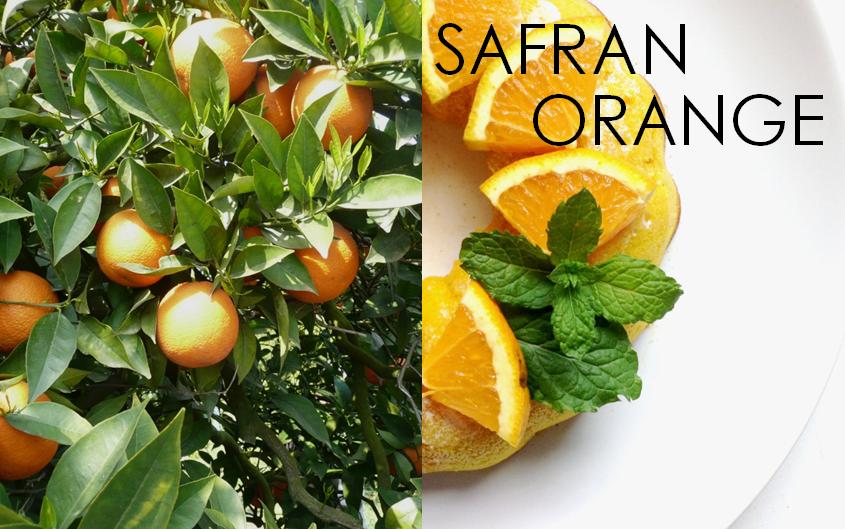 safran orange
