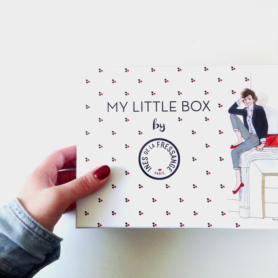 My Little Box by INES DE LAFRESSANGE