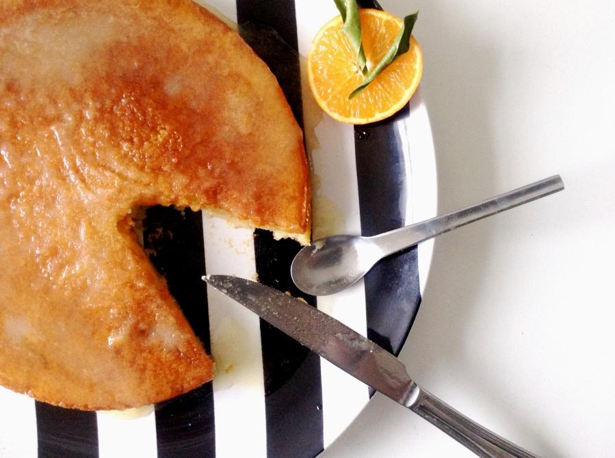{ CAKE o'clock }Orange