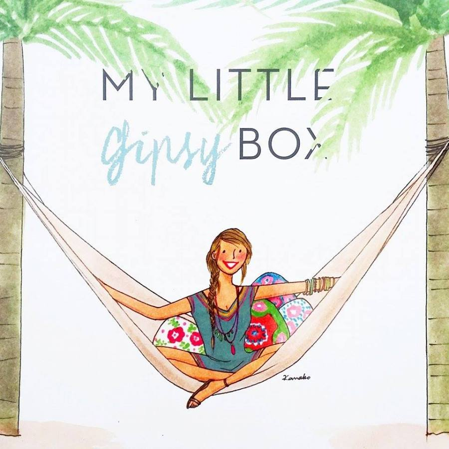 My Little { GIPSY } Box X Antik Batik