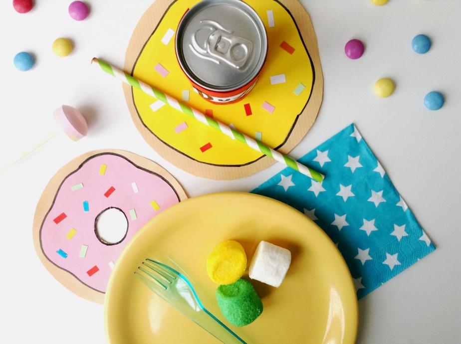 { Happy BIRTHDAY } La Simpsons Party #3: Mmm … des Donuts!
