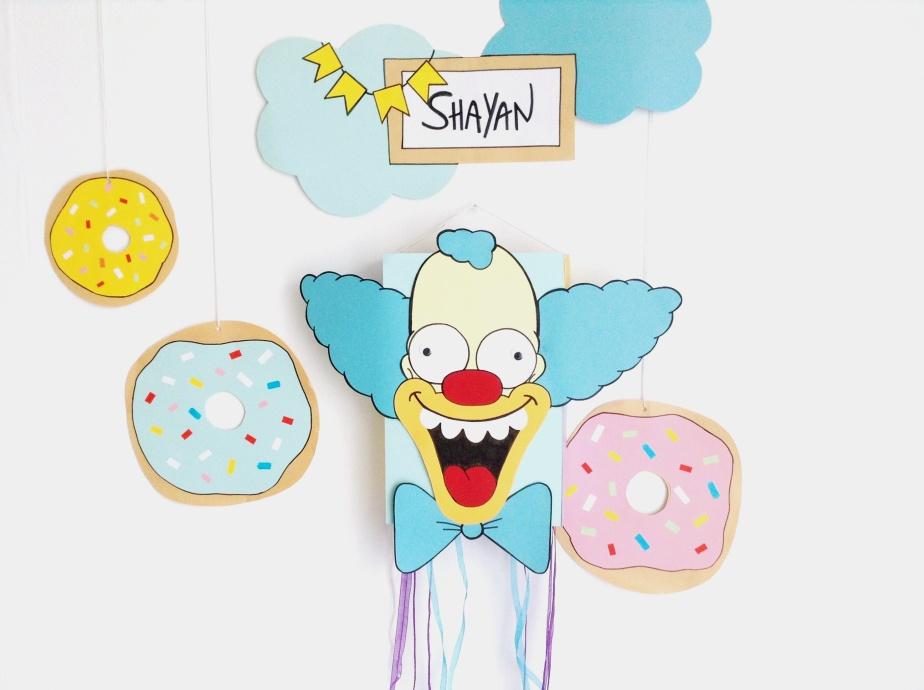 { Happy BIRTHDAY } La Simpsons Party #4: Hé hé hé hé ! Le Krustysurprise