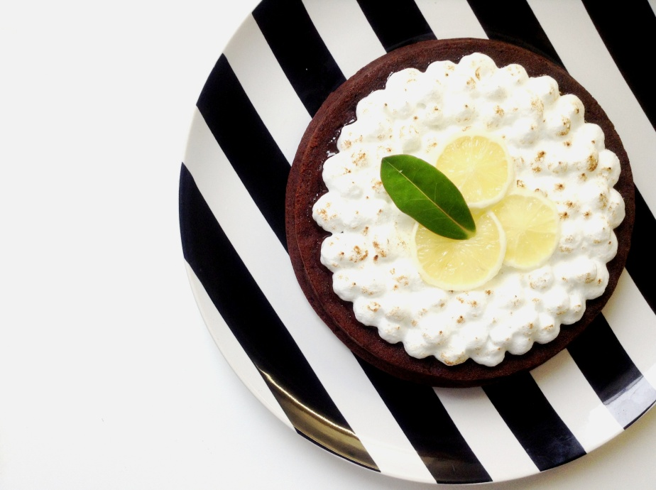 { Happy BIRTHDAY } Chocolat, Citron et Espuma