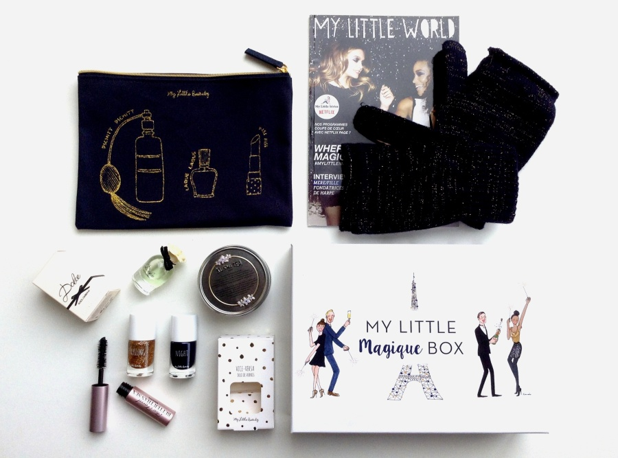 My Little { MAGIQUE } Box