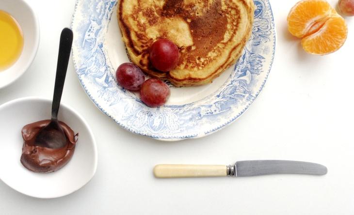 fluffy pancakes (1)