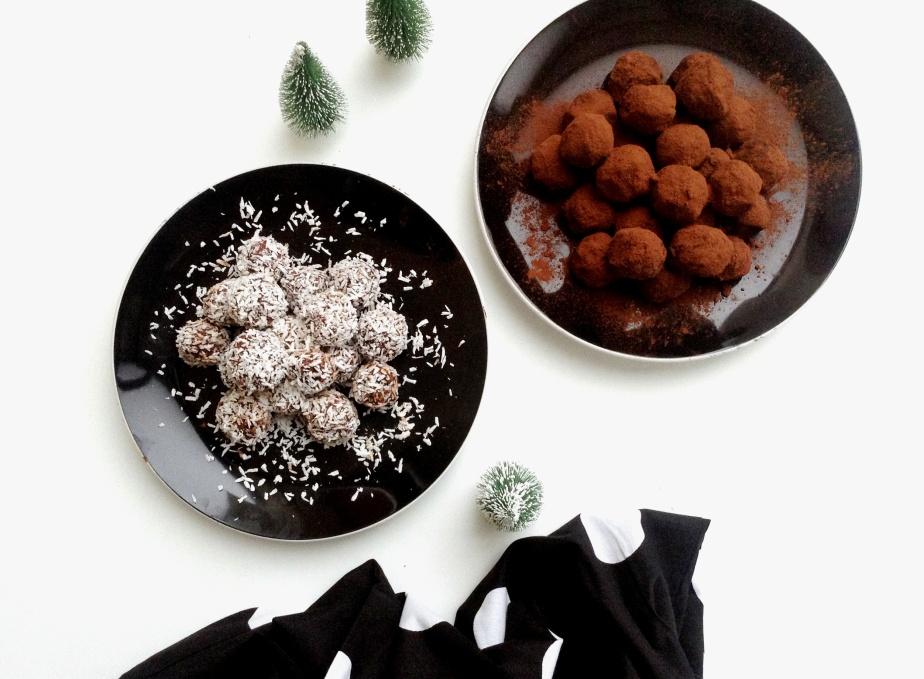 { Merry XMAS } Truffes touchoco + chocococo de mon ptiSha