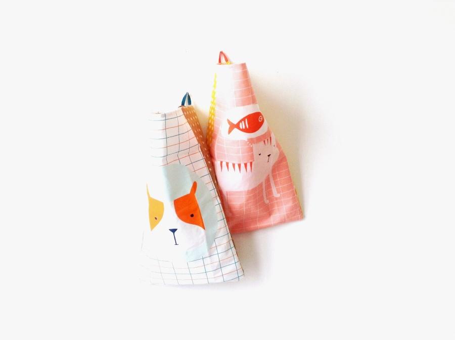 { Little DIY } Petits Torchons – Maxipochons