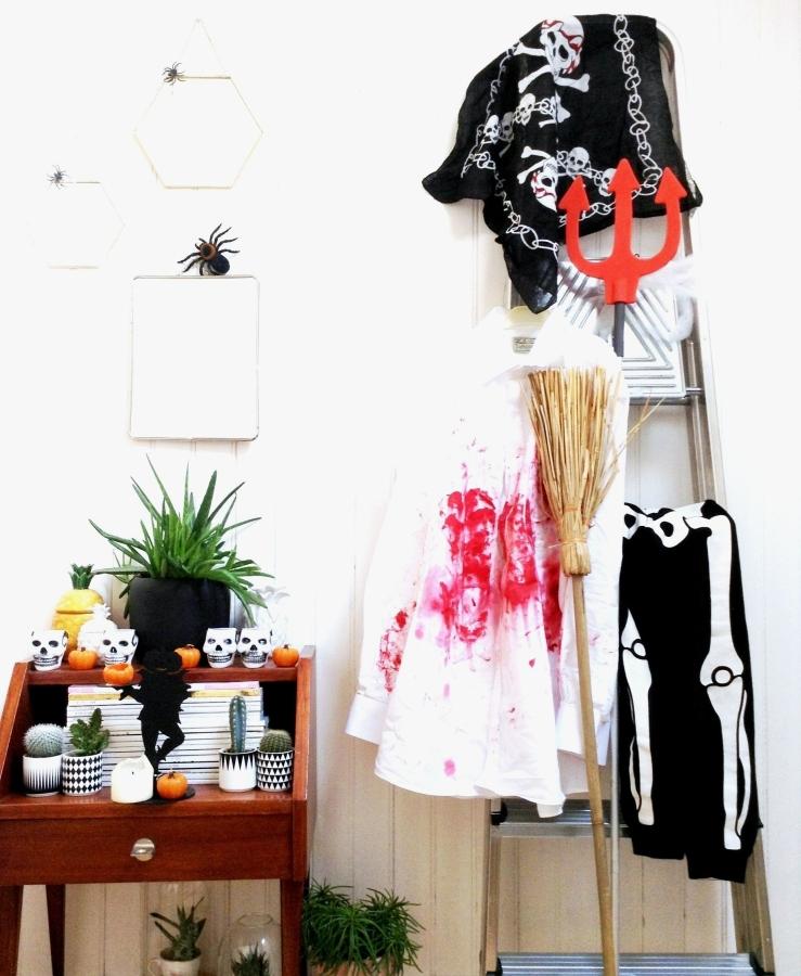 { HALLOWEEN } Souviens-toi Halloween dernier … à la Creepy KidzParty…