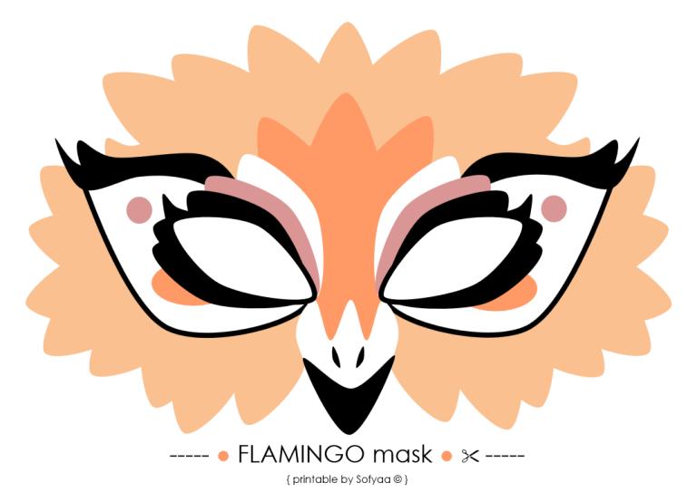 FLAMINGO by Sofyaa