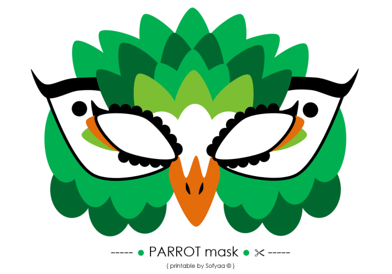 PARROT by Sofyaa