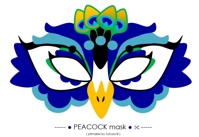 PEACOCK by Sofyaa